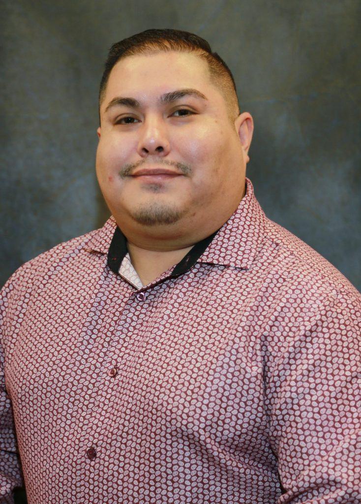 Robert Meneses - Bilingual Mexican American